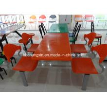 Kunststoff-Fast-Food-Tisch und Stuhl (CX-LH9080)