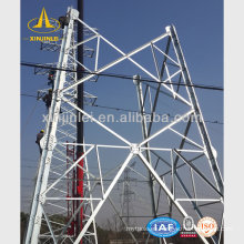 Torre de transmisión eléctrica 220kv