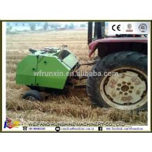 hay and straw baler machine