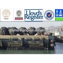 equipos marinos y herramientas flotantes defensa de Yokohama