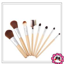 Составляют бамбука ручка Maquillaje кисти бесплатные образцы / Косметика кисть