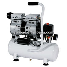oil free low noise portable medical air compressor