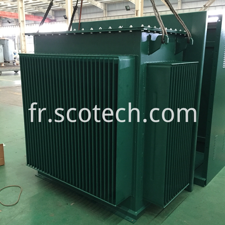 Pad Mounted Transformer 04