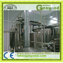 Máquina de aço inoxidável para fazer produtos lácteos