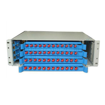 FTTH 48 Core Rack Mount Patch Panel ODF
