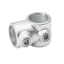 Zinc Connecting Pipes