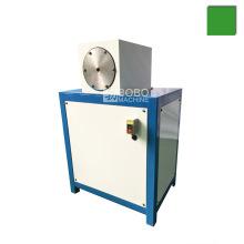 automática de refrigeración tubo de cobre de encogimiento de la máquina tubo de aluminio reducción de la máquina