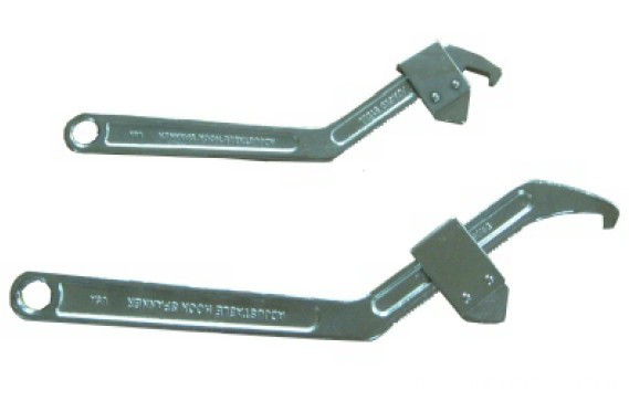 Adjustable Hook Spanner Wrenches