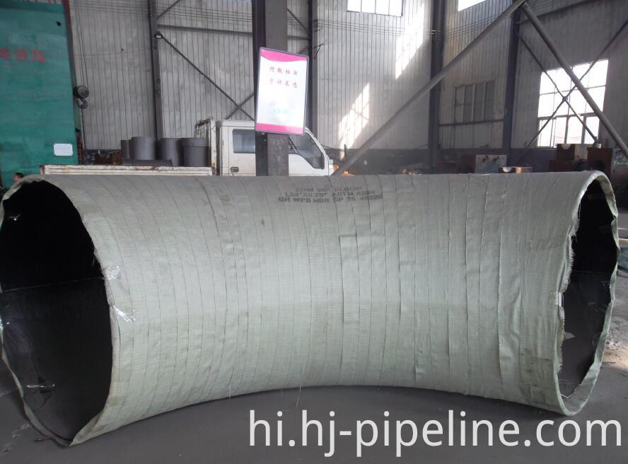54'' CS PIPE ELBOW
