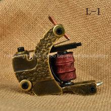 Qualidade superior da bobina arma tipo tatuagem máquina suprimentos para venda do estúdio