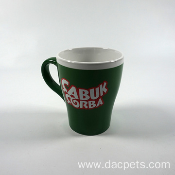 brand advertising tea cup