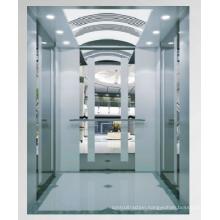 MRL Passenger Elevator with PM Gearless Machine