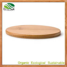 Carbonized Bamboo Drink Beverage Coasters Bamboo Coaster