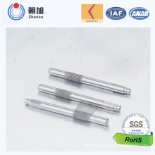 China Manufacturer Fabrication High Quality CNC Machining Integral Cosine Key Shaft