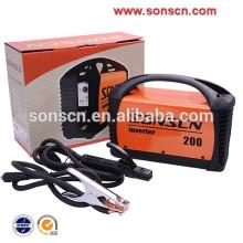 Portable arco soldador inversor máquina buen precio de alta calidad