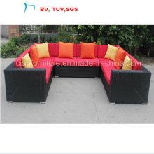 2016 сад Патио диван комплект угловой диван для напольного (CF1478)