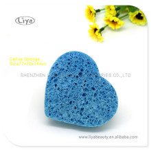 Красочные косметической целлюлоза губки с доступный образец