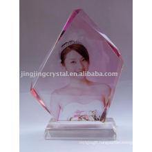 Crystal Glass Photo Frame (JD-XK-012)