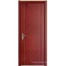 Puerta de madera (nuevo modelo 015)