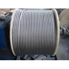 Cable de acero inoxidable 316 7x19