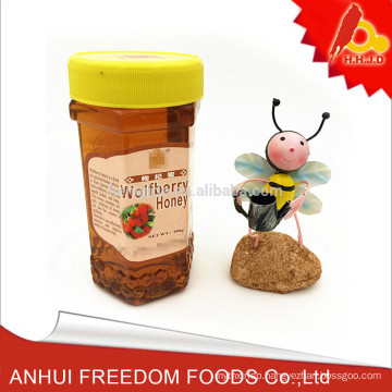 pure organic brand name wolfberry honey for exporting