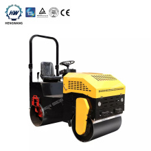 china made small road roller double drum vibratory road roller