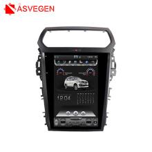 Android9.0 Tesla Vertical Screen Car GPS Navigation Car DVD Player Radio BT Video Player For Ford Explorer 2013-2019