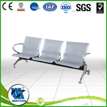 BDEC201 Wartestuhl für Krankenhaus aus Stahl beschichtet
