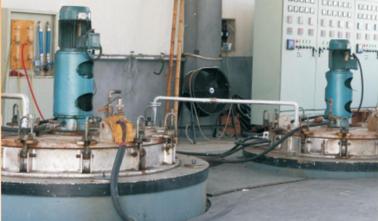 180mm single screw barrel for PE recycling machine