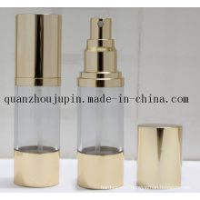 OEM Logo Metal Plastic 30ml Travel Cosmetic Perfume Bottle
