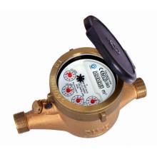 NWM Multi Jet mojado tipo de medidor de agua fría (MJ-LFC)