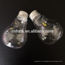 Garrafa de plástico lâmpada