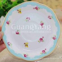 Precio de fábrica ex Diferentes formas disponibles Porcelana 16pcs Cena Set