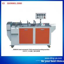 Semi-Auto-Tridimensionale Verpackungsmaschine (HSB301)