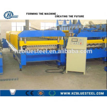 Hot Sale Aluminium Steel Roof Roll Forming Machine Corrugated Roof Sheet Roll Forming Machine