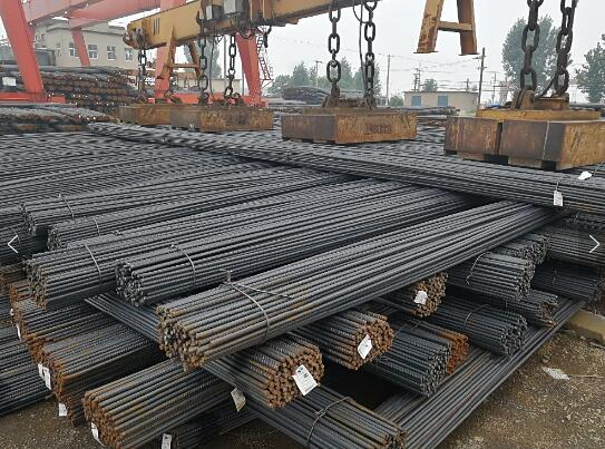 Screw Thread Steel Bar