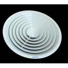 air vent round ceiling diffuser