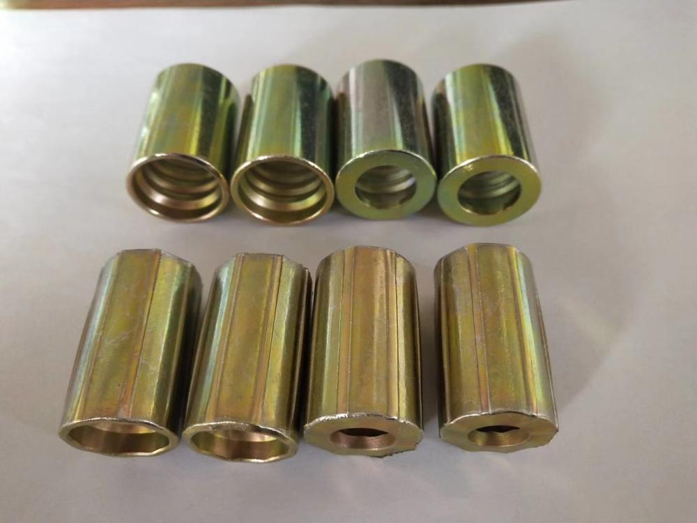 Metal Thread Bushing Flanged Bushing