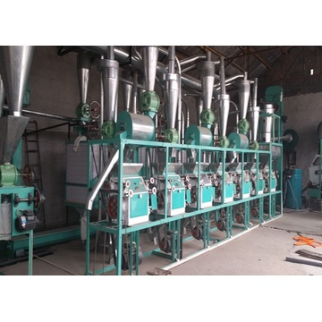 Model FTP-50 mesin pengisaran automatik