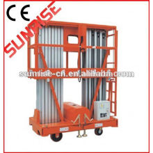 Factory price used self-propelled articulated lift work platform