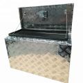 Aluminium-Checker-Platte aus LKW-Werkzeugkasten