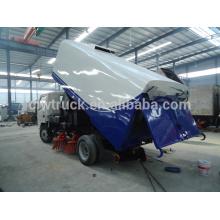 Máquina de barrido de carretera montada en camión