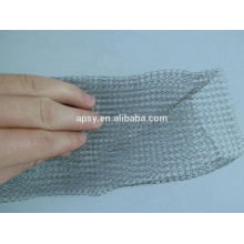 Top Sale!! 200-400 316L Stainless steel demister pad/390mm wire mesh demister/gas filter demister pad
