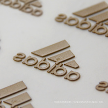 High Quality Custom Printed Silicone/ TPU 3D Logo Heat Transfers