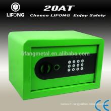 Promotion colorful mini money safe box