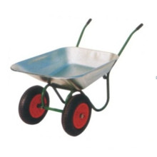 Carretilla de mano de dos ruedas Wb6410