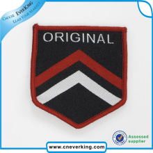 High Quality Popular Back Glue Embroidery Patch