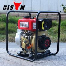 BISON CHINA 6HP Diesel Water Pump For Irrigation Pump HONDA GX270