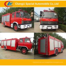 4 * 2 Dongfeng Caminhões De Combate A Incêndio