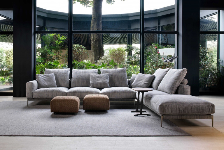 flexform-romeo-sectional-sofa-set